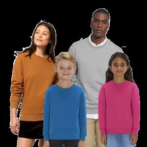 Sweatshirt group image
